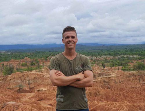 Meet our business developer: Sven van Aspert